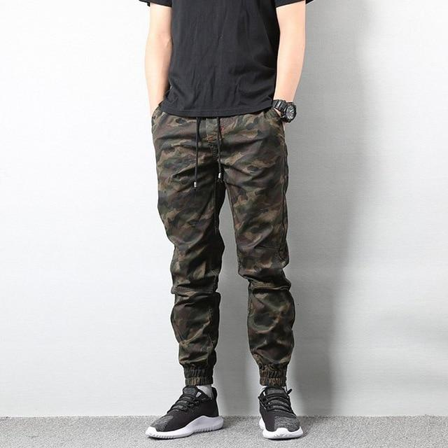 Camo Pants Of Men