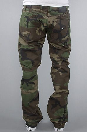 The ROK Camo Pants | Camo pants outfit men, Mens pants casu