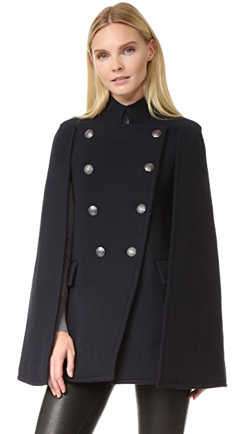 Pierre Balmain Cape Coat | SHOPB