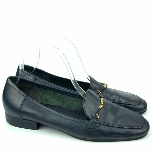 Capezio Shoes | Flats 95 Leather Made In Brazil Loafers | Poshma
