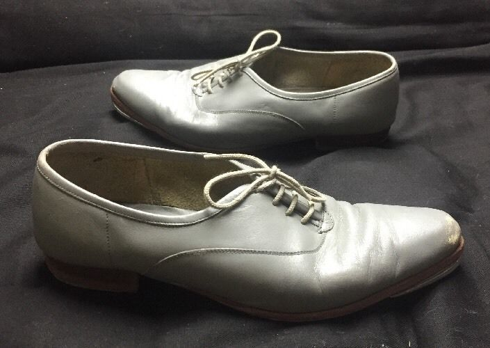 Vintage Capezio Tele Tone Tap Men's Size 9.5 Dance Tap Shoes .