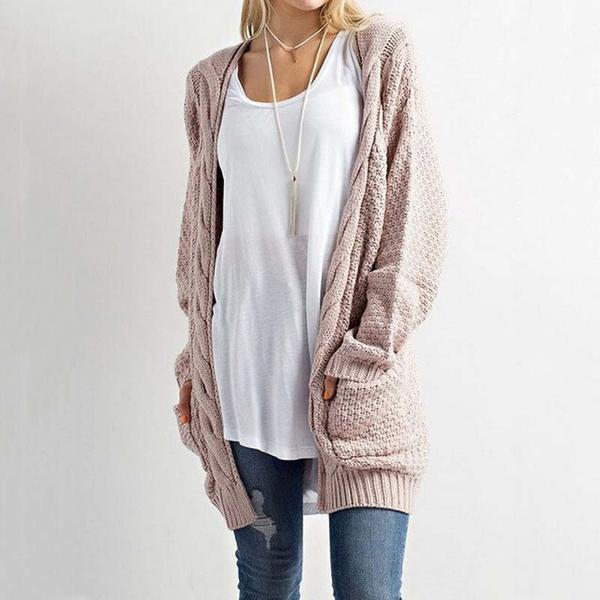 How to knit a chunky Knit Cardigan? – fashionarrow.c
