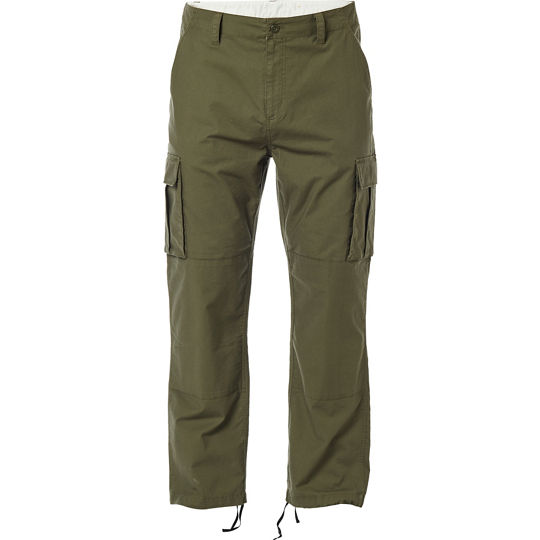 Fox Racing® Olive Green RECON STRETCH CARGO PANT - Foxracing.com .