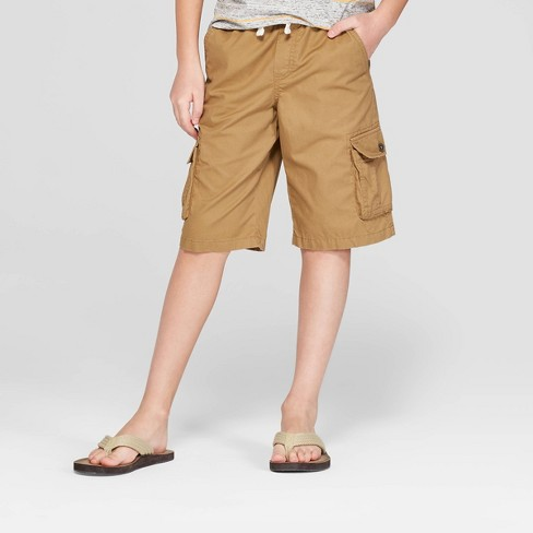 Boys' Pull-On Cargo Shorts - Cat & Jack™ : Targ