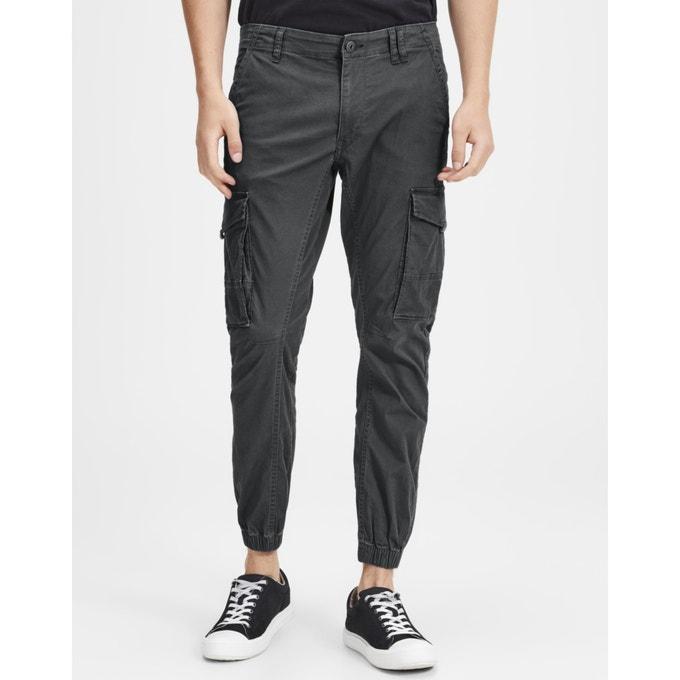 Cargo trousers grey Jack & Jones | La Redou