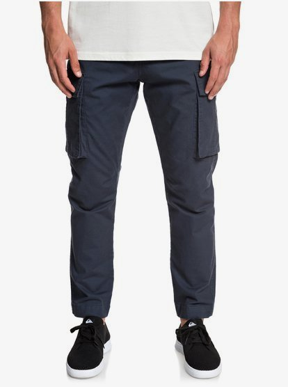 Free Mantle - Cargo Trousers for Men EQYNP03164 | Quiksilv