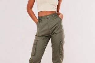 Buy Missguided Plain Cargo Trousers from the Next UK online sh