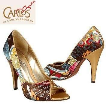 Shoes That Rock: Carlos Footwear by Carlos Santa