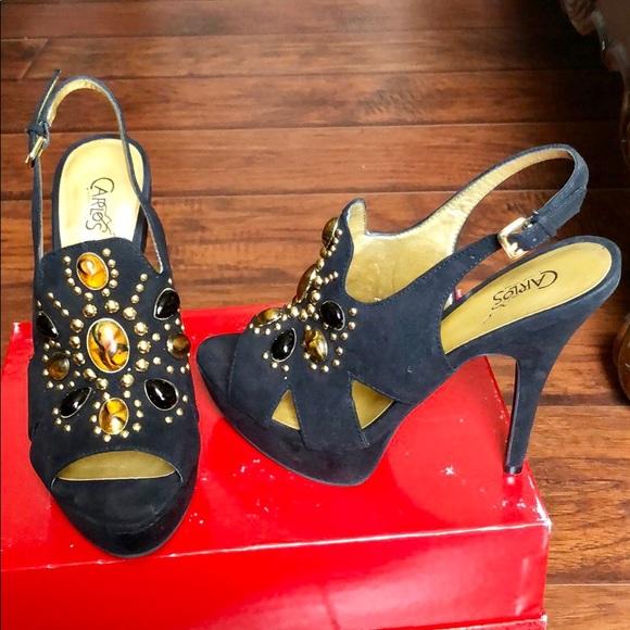 Carlos Santana Shoes | Romance Heels | Poshma