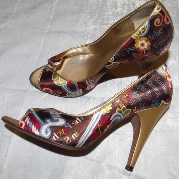 Carlos Santana Shoes | Womens 8 Heels | Poshma