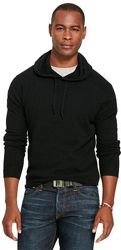Polo Ralph Lauren Cashmere Hoodie | Where to buy & how to we