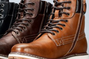 Up To 64% Off on Men's Round-Toe Casual Boots | Groupon Goo