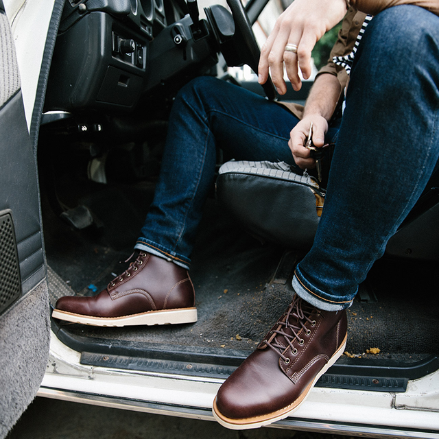 Mens Casual Boots to Wear with Jeans by Nate Prui