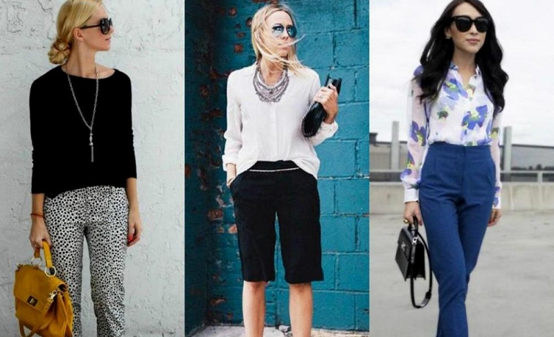 Smart Casual Style For Women In Summer 20