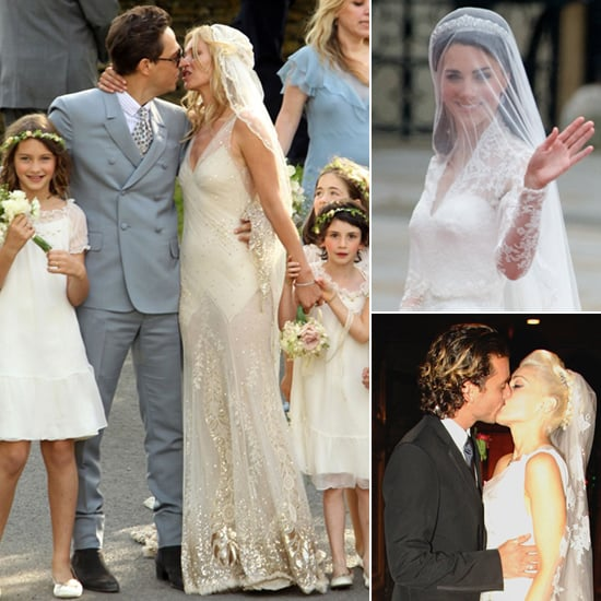 Best Celebrity Wedding Dresses | Pictures | POPSUGAR Fashi