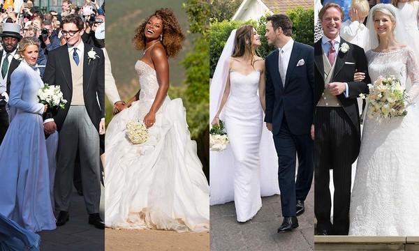Video: See our top celebrity wedding dresses of summer 2019 | HELL