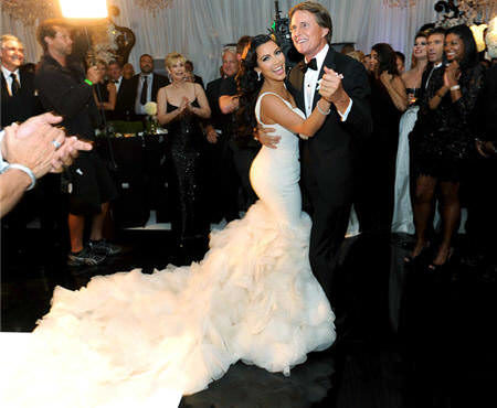 The Best Celebrity Wedding Dresses of All Time - WeddingDash.c