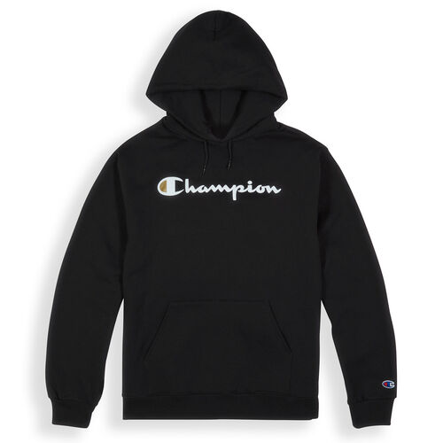 Champion Script Long Sleeve Mens Hoodie | Modell's Sporting Goo