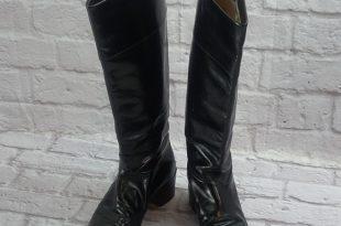 Charles David Roberta Shoes | Vintage Womens Tall Boots 7 | Poshma