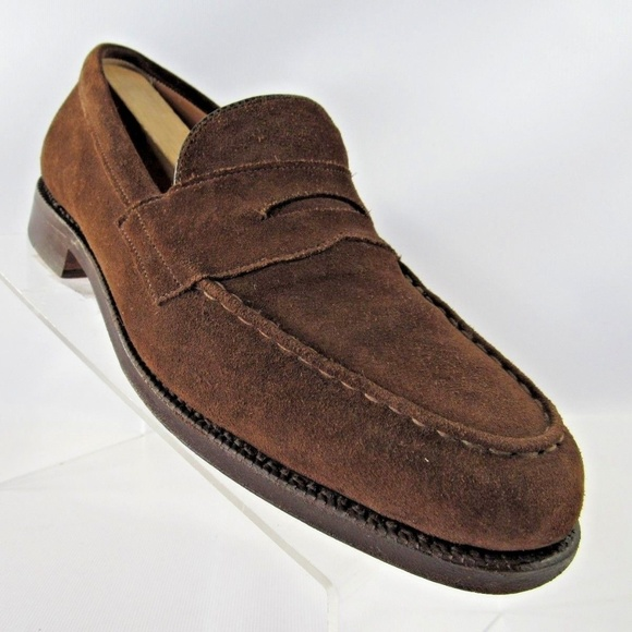 CHEANEY Shoes | Hadley Size 75 Brown Loafers Mens B6 D3 | Poshma