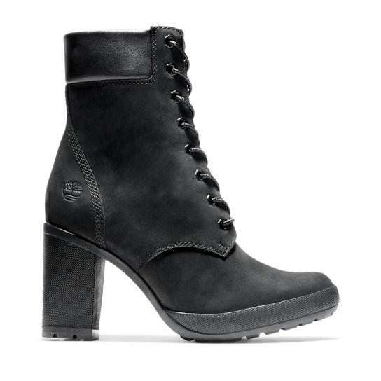 Women's Camdale Chunky Heel Boots | Timberland US Sto