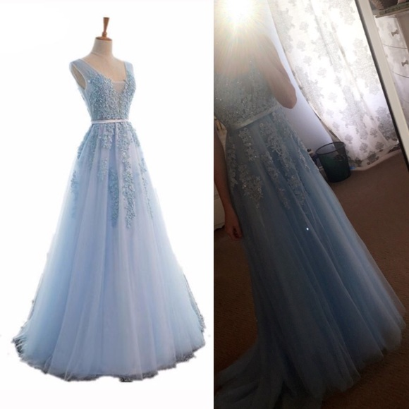 TDR Boutique Dresses | Cinderella Prom Dress | Poshma