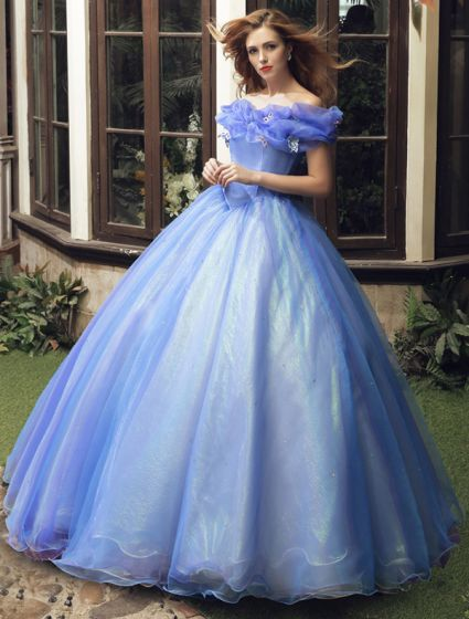 Cinderella Movie 2015 Adult Costume Dress Prom Dress Cheap .