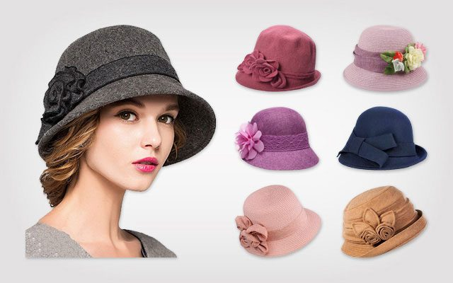 Top 10 Cloche Hats For Women In 2018 - The Best H
