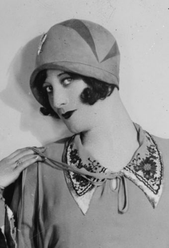 1920s Hat Styles for Women- History Beyond the Cloche H