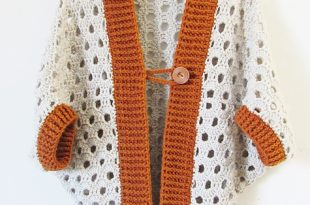 Ravelry: 7 Hour Cocoon Cardigan pattern by CrochetDrea