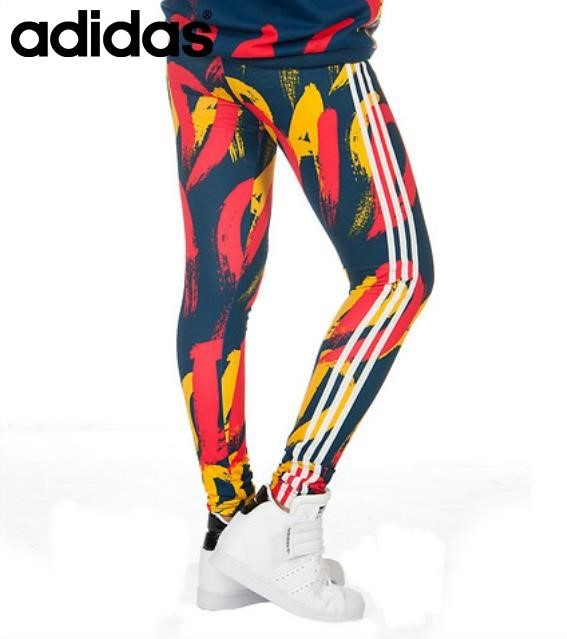 Adidas Leggings Colorful energie-renouvelablee.c