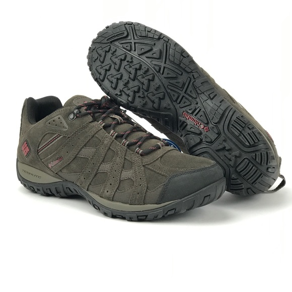 Columbia Shoes | Mens Redmond Leather Hiking | Poshma