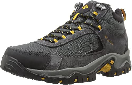 Amazon.com | Columbia Men's Granite Ridge Mid Waterproof Boot .
