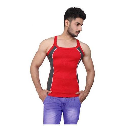 Mens Cotton Gym Vest, Rs 105 /piece, Poonam Suppliers LLP | ID .
