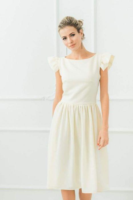 Exclusive cotton summer dresses. Three Snails handmade shop onli