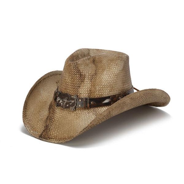 Stampede Hats | Rustic Longhorn Cowboy Hat | Hats Unlimit