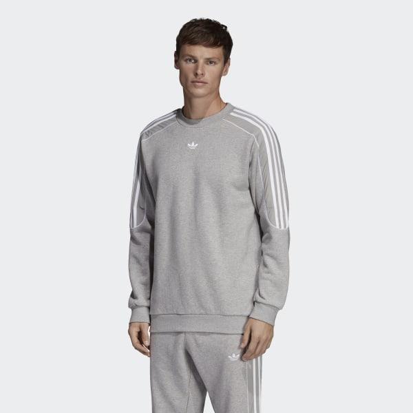 adidas Radkin Crewneck Sweatshirt - Grey | adidas