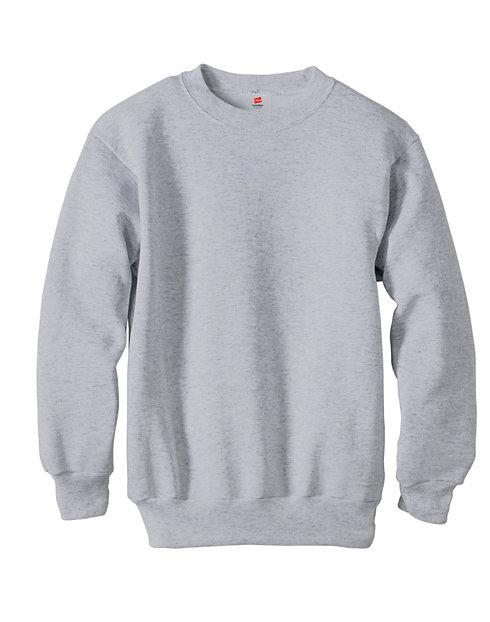 Hanes Youth ComfortBlend EcoSmart Sweatshirt | HP3