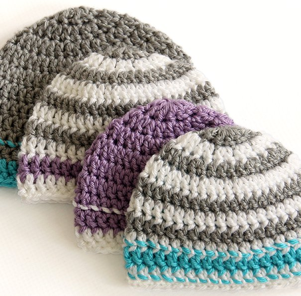 Crocheted Hats to Donate | FaveCrafts.c