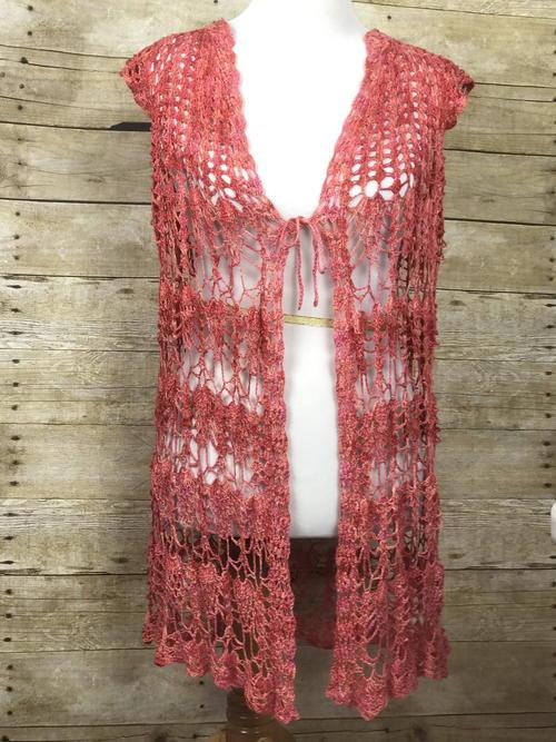 Summer Lovin' Crochet Vest | AllFreeCrochet.c