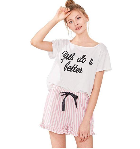 15 Cute Pajama Sets on Amazon as Low as $17 | Women's Sleepwear S