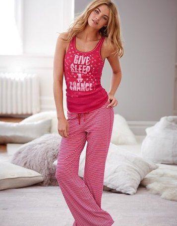 Victoria secret pajamas for women (With images) | Pajamas wom