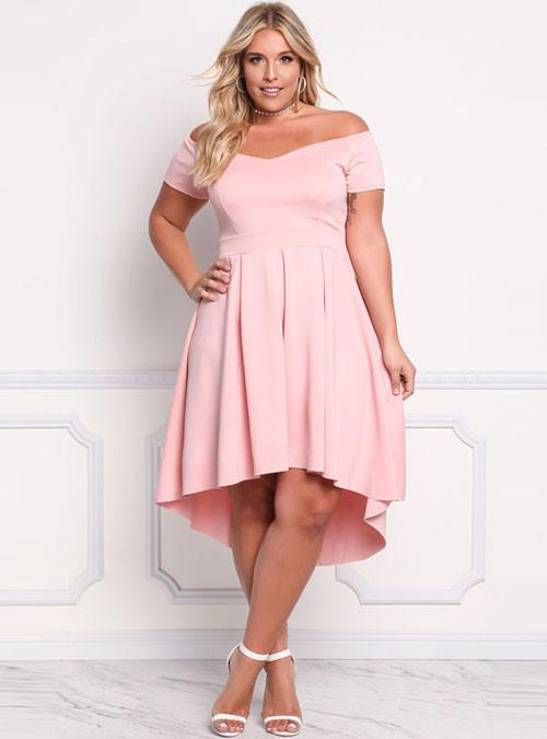 Plus Size Dresses For Women Sexy Cute Cocktail Special Occasion .
