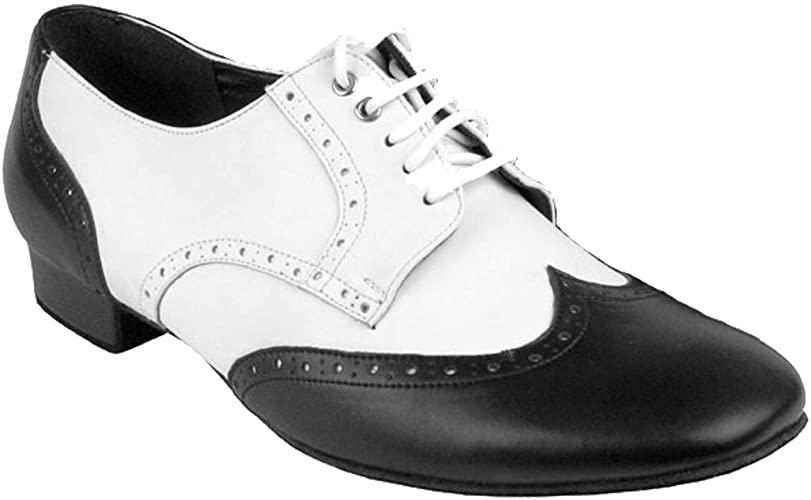 Amazon.com   Men's Ballroom Salsa Standard & Smooth Black & White .