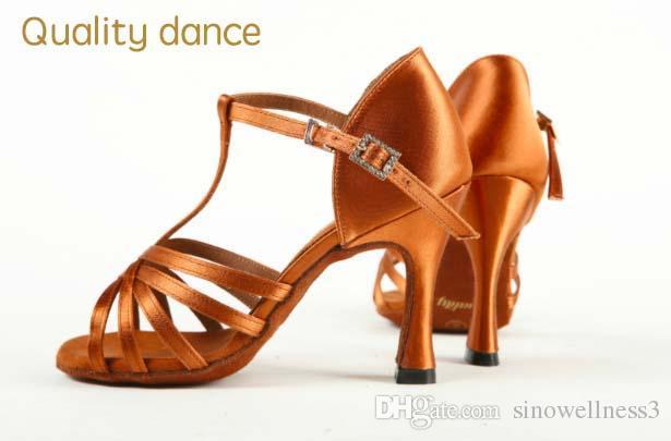 Focus Dance Latin Dancing Shoes For Women Zapatos De Baile Latino .