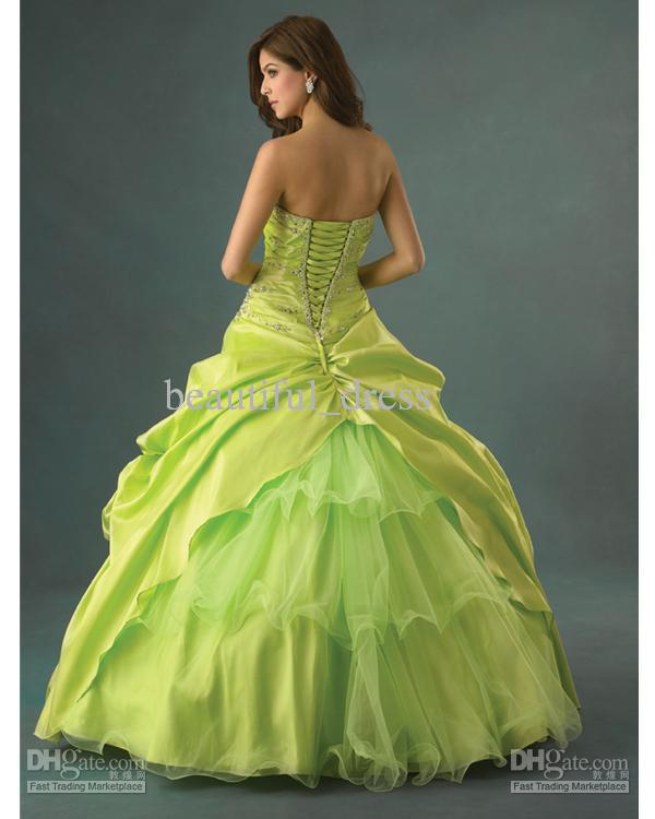 Sandi Pointe Virtual Library Of Collections Green Dress Deb Prom .