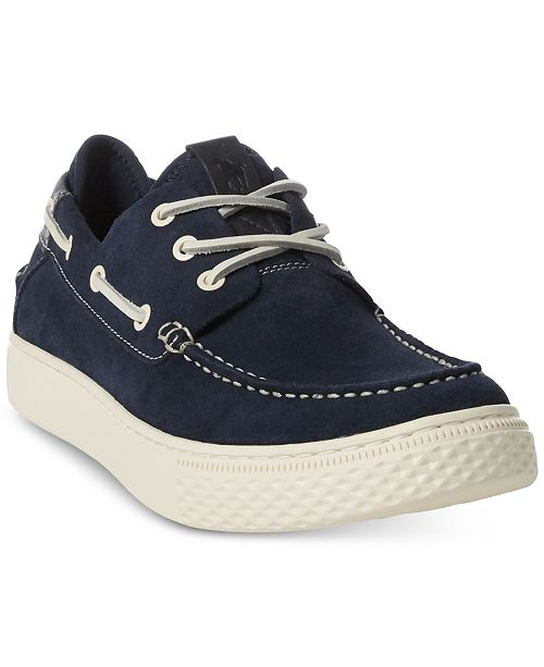 Polo Ralph Lauren Men's Boat Deck Shoes & Reviews - All Men's .