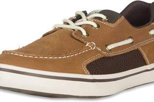 Amazon.com: Xtratuf Finatic II Men's Leather Deck Shoes, Tan, 11 .