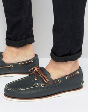 Men's Boat Shoes | Men's Deck Shoes | ASOS | Timberland classic .