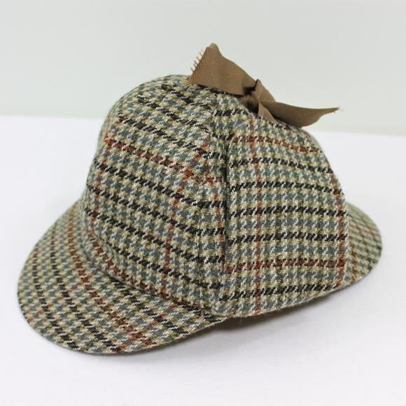 The Shepherd's Knot Accessories | New Scottish Deerstalker Hat .